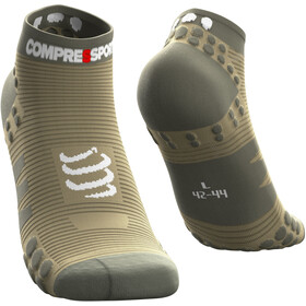 Compressport Pro Racing V3.0 Run Low Socks dusty olive